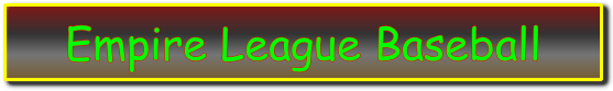 Empire League Baseball